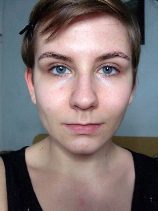 no makeup brow Magdalena