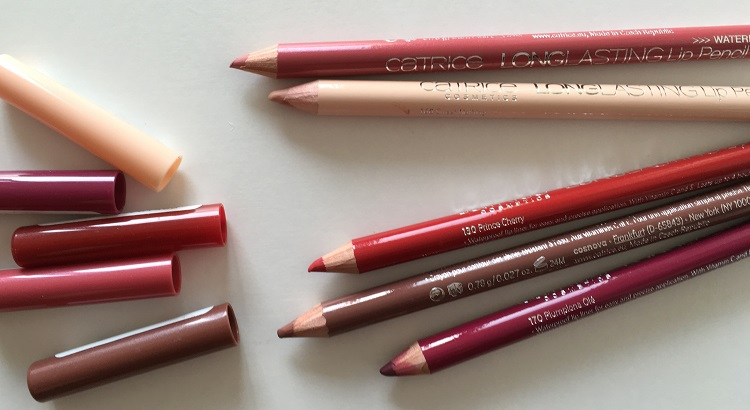 Catrice Longlasting Lip Pencil Review Swatches Makeup