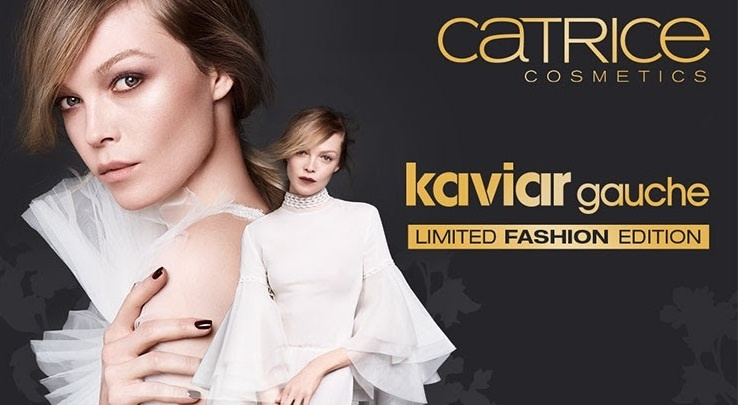 Catrice Kaviar Gauche collection preview