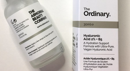 The Ordinary Hyaluronic Acid with vit B5 review