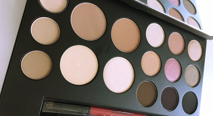 Smashbox Contouring Shapematters Palette review and swatches