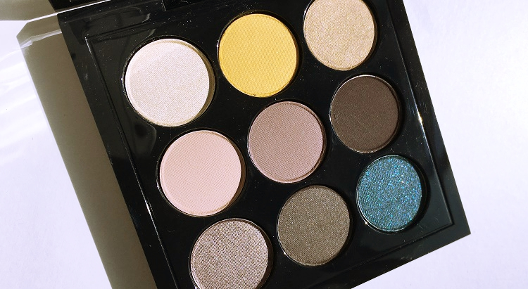 MAC Shes a Model Eyeshadow Palette Review Swatches Makeup picture 4