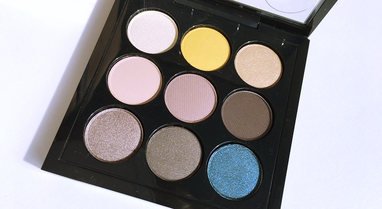 Shes a Model Eyeshadow Palette MAC Review Swatches Makeup picture 6