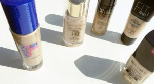 Top Drugstore Foundation For Oily Skin