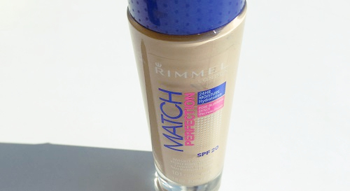 rimmel match perfection 101 classic ivory