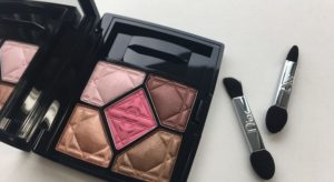 Dior 5 Couleurs Eye Makeup Palette in Attract | Review + Swatches
