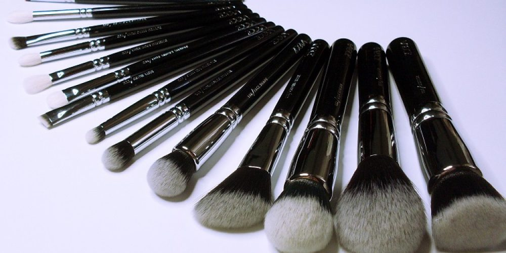 Tools upgrade with Zoeva Complete Brush Set