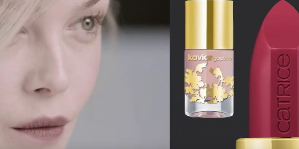 What is in the limited edition of Kaviar Gauche by CATRICE? We know!