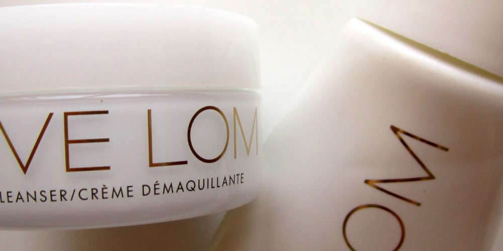 My experience with Eve Lom Cleansers