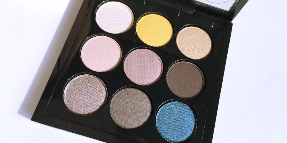 She's a Model Eyeshadow Palette MAC Cosmetics | Review