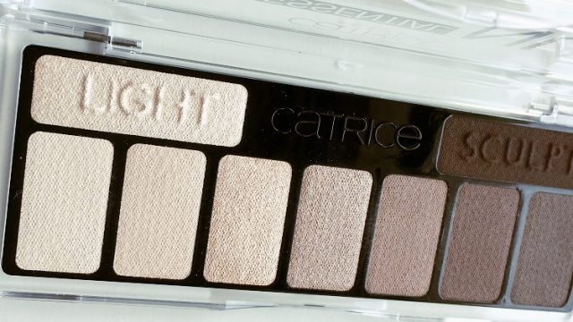 Catrice – The Essential Nude Collection Eyeshadow Palette | Review