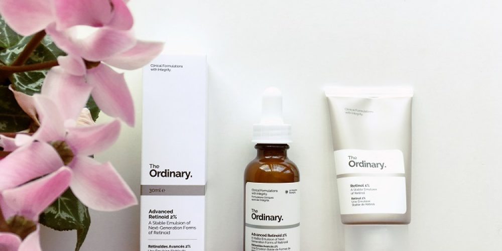 The Ordinary: Retinol 1% vs Advanced Retinoid 2% | Review