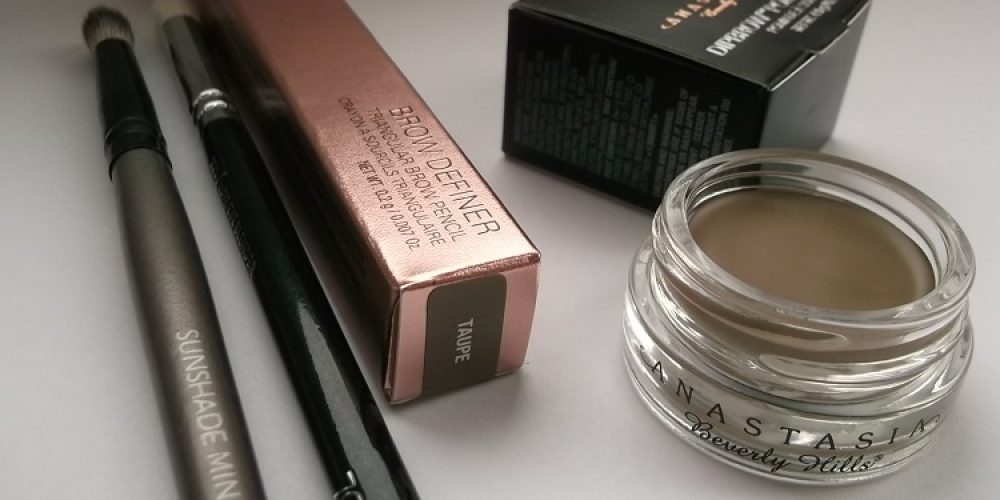 DIPBROW Pomade vs Brow Definer and New Brow addiction