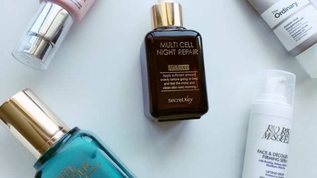 The Secret Key Multi Cell Night Repair Ampoule Review | Korean Beauty